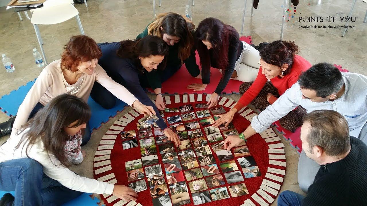 Team building workshop – Working better together!